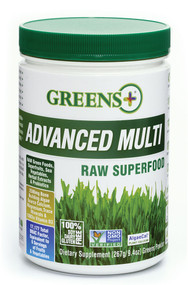 Greens Plus Advanced Multi Superfood Unflavored - 9.4 oz