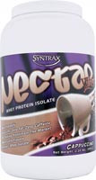 Syntrax, Nectar Whey Protein Isolate Powder,  Cappuccino - 2.2 lbs