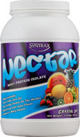 Syntrax, Nectar Whey Protein Isolate Powder,  Crystal Sky - 2.14 lbs