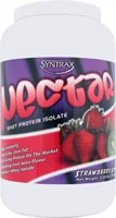 Syntrax, Nectar Whey Protein Isolate Powder,  Strawberry Kiwi - 2.09 lbs