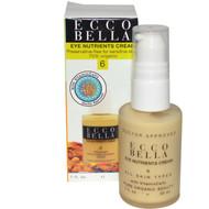 Ecco Bella, Eye Nutrients Cream, 6, 1 fl oz (30 ml)