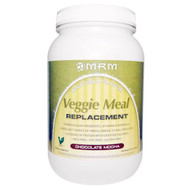 MRM, Smooth Veggie Meal Replacement, Chocolate Mocha, 3 lb (1,361 g)