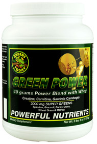 Greens Today Green Power - 2.8 lbs