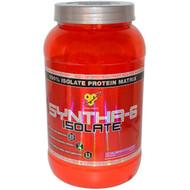 BSN, Syntha-6 Isolate, Protein Powder Drink Mix, Strawberry Milkshake, 2.01 lbs (912 g)