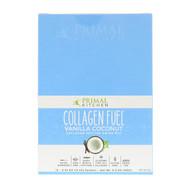 Primal Kitchen, Collagen Fuel, Collagen Peptide Drink Mix, Vanilla Coconut, 12 Packets, 0.54 oz (15.4 g) Each