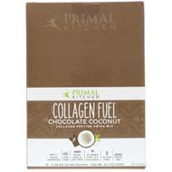 Primal Kitchen Collagen Fuel Collagen Peptide Drink Mix Chocolate Coconut -- 12 Packets