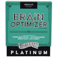 Barleans, Brain Optimizer, Chocolate Flavor, 6.35 oz (180 g)
