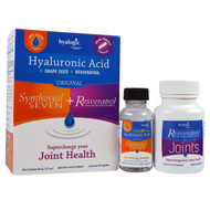 Hyalogic , Hyaluronic Acid, Synthovial Seven + Resveratrol, 1 Kit