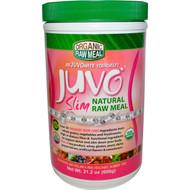 Juvo Organic Raw Meal Slim Berry - 21.2 oz