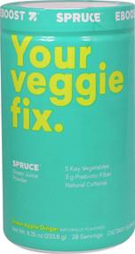 EBoost SPRUCE Green Juice Powder Green Apple Ginger - 28 Servings