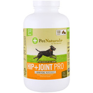 Pet Naturals of Vermont, Hip + Joint Pro, For Dogs, 130 Chews