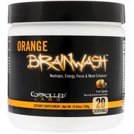 Controlled Labs, Orange Brainwash, Fruit Splash, 5.64 oz (160 g)