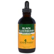 Herb Pharm, Black Elderberry, 4 fl oz (120 ml)