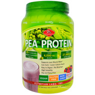 Olympian Labs Inc., Pea Protein, Mixed Berries, 29 oz (820 g)