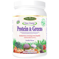 Paradise Herbs, Protein & Greens, Vanilla Flavor, 16 oz (454 g)