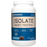 MRM Whey Protein Isolate Chocolate Malt -- 2.03 lbs