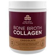 Dr. Axe / Ancient Nutrition, Knochenbr?he Kollagen, Schokolade, 18.6 oz (528 g)