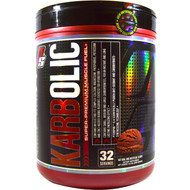 ProSupps, Karbolic, Super Premium Muscle Fuel, Chocolate, 4.5 lbs (2048 g)