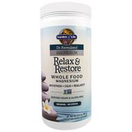 Garden of Life, Dr. Formulated Magnesium Relax & Restore, Original, 13.4 oz (381 g)