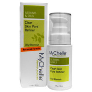 MyChelle Dermaceuticals, Serums & Oils, Clear Skin Pore Refiner, Oily-Blemish, 1 fl oz (30 ml)