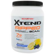 Scivation, Xtend Ripped BCAAs, Blueberry Lemonade, 17.7 oz (501 g)