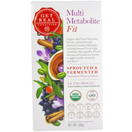 Get Real Nutrition, Multi Metabolite Fit, 90 g