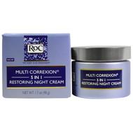 RoC, Multi Correxion, 5 In 1, Restoring Night Cream, 1.7 oz (48 g)