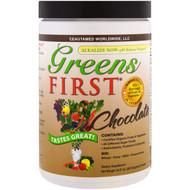 Greens First, Superfood Antioxidant Shake, Chocolate , 14.37 oz (407.64 g)