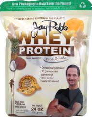 Jay Robb, Whey Protein Powder,  Pi�a Colada - 24 oz