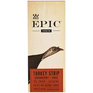 Epic Bar, Turkey Strip Cranberry + Sage, 20 Strips 0.8 oz (23 g) Each