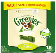 Greenies Teenie Dog Treats - 130 Treats
