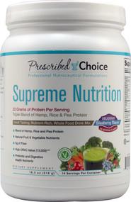 Prescribed Choice Supreme Nutrition - 18.3 oz