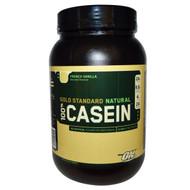 Optimum Nutrition, Gold Standard, 100% Casein, Naturally Flavored, French Vanilla, 2 lbs (907 g)