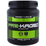 Kaged Muscle, Pre-Kaged, Pre-Workout Primer, Krisp Apple, 1.37 lbs (621 g)