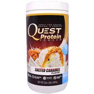 Quest Nutrition, Protein Powder, Salt Caramel, 32 oz (907 g)