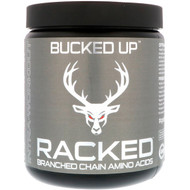 Bucked Up, Racked BCAA, Pina Colada, 278 g