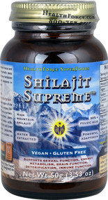 HealthForce Nutritionals Shiliajit Supreme - 3.53 g