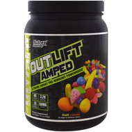 Nutrex Research Outlift Amped Fruit Candy -- 20 Servings