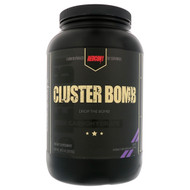 Redcon1, Cluster Bomb Carbohydrate, Grape, 29.1 oz (825 g)