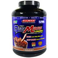 ALLMAX Nutrition, QuickMass, Weight Gainer, Rapid Mass Gain Catalyst, Chocolate, 6 lbs (2.72