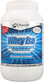 Vitaco, Whey ISO Protein Isolate,  Vanilla - 3 lbs (1,362 g)