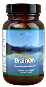 E3Live BrainON Powder -- 50 Gram