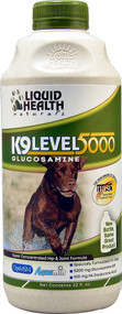 Liquid Health Naturals K9 Level 5000 Glucosamine - 32 fl oz