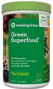 Amazing Grass, Green Superfood The Original, 17 oz (480 g)