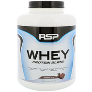 RSP Nutrition, Whey Protein Blend, Chocolate, 4 lbs (1.81