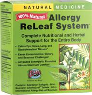 Herbs Etc. Allergy ReLeaf System - 1 Kit