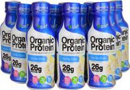 Orgain Organic Protein Nutritional Protein Shake Vanilla Bean - 12 Bottles