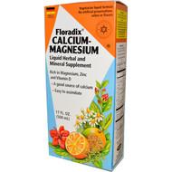 Flora, Floradix Calcium-Magnesium, 17 fl oz (500 ml)