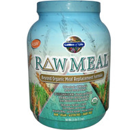 Garden of Life, RAW Organic Meal, Organic Shake & Meal Replacement, 2.28 lbs (1,038 g)