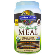 Garden of Life, Raw Organic Meal, Shake & Meal Replacement, Chocolate Cacao, 35.9 oz (1,017g)
